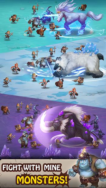 Mine Legend 2 - Idle Miner RPG screenshot 5