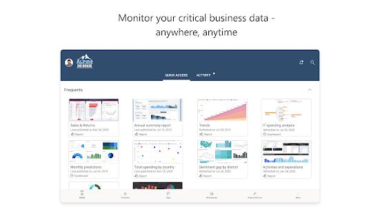 Microsoft Power BIu2013Business data analytics 2.2.210811.2141709 Screenshots 6