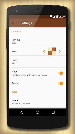 Checkers - strategy board game 1.82.0 Screenshots 6
