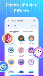Free Voice Changer – Sound Effects & Voice Effects (MOD APK, Pro) v1.02.38.0728.1 2