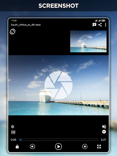 Mp4 HD Player - Music Player & Media Player 1.1.4 Screenshots 12