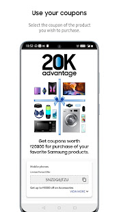 Samsung Shop 1.0.26352 Screenshots 4