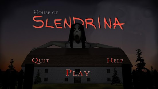 House of Slendrina (Free) Screenshot