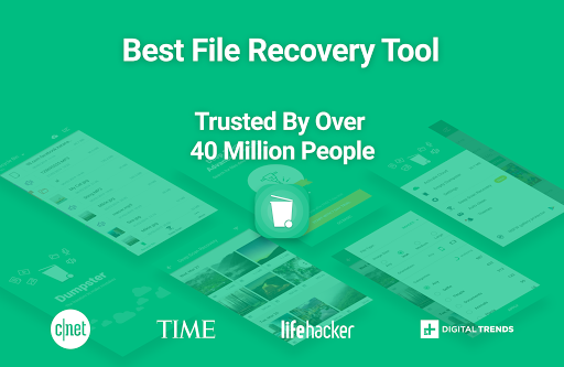 Dumpster - Recover Deleted Photos & Video Recovery  Screenshots 9