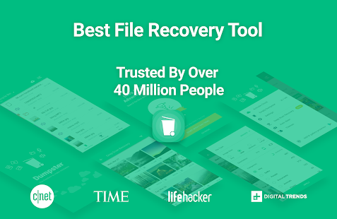 Dumpster - Recover Deleted Photos & Video Recovery Screenshot