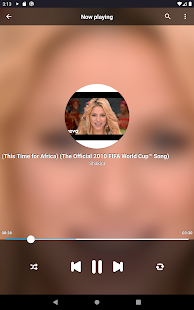 Suamp - free music player Screenshot