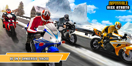 Impossible Bike Stunts 3D - Bike Racing Stunt 1.0.10 screenshots 6