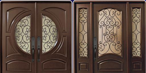 double wooden door design 1.0 Screenshots 3