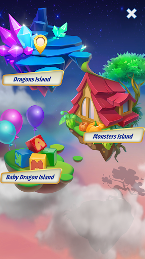 Dragons Evolution - Best Merge Idler 2.1.15 screenshots 3