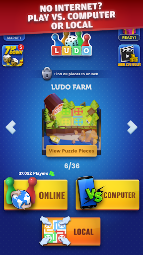 Ludo - Offline Games  screenshots 11