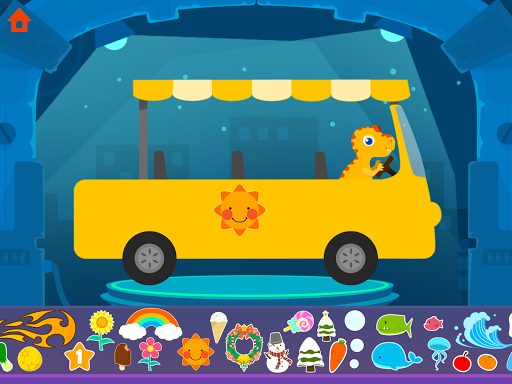 Dinosaur Bus 1.0.6 screenshots 6