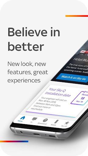 My Sky | TV, Broadband, Mobile android2mod screenshots 1
