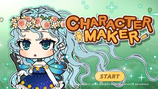 Code Triche Character Maker: Create Your Own Cartoon Avatar APK MOD (Astuce) screenshots 1