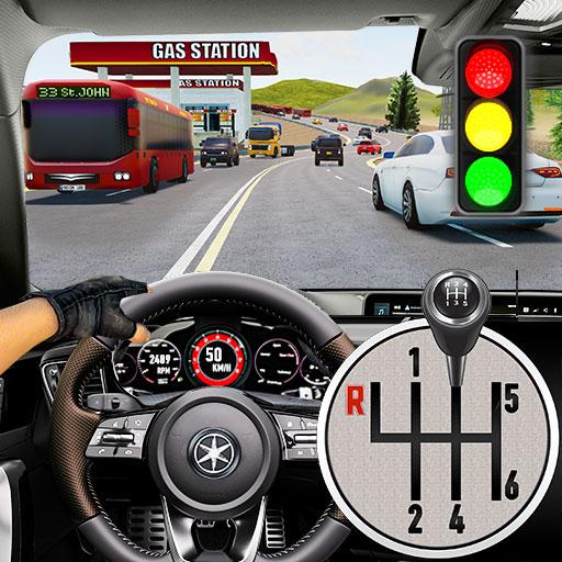 Car Driving School : Car Games