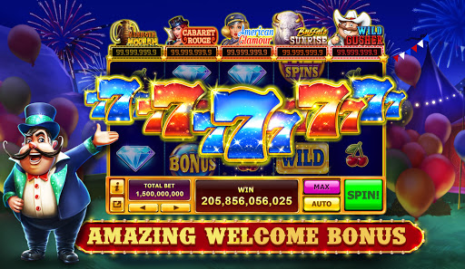 Caesars Casino: Free Slots Machines modiapk screenshots 1