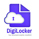 DigiLocker  -  a simple and secure document wallet