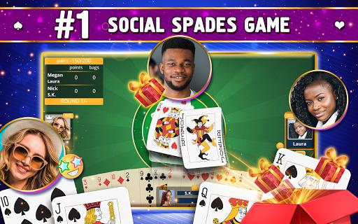 VIP Spades - Online Card Game screenshots 17