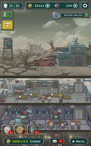 Underworld : The Shelter  screenshots 23