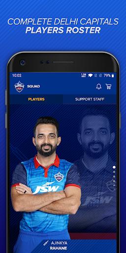 Delhi Capitals Official App  screenshots 2