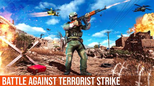 Gun Strike - squad battleground   commando mission  Screenshots 11