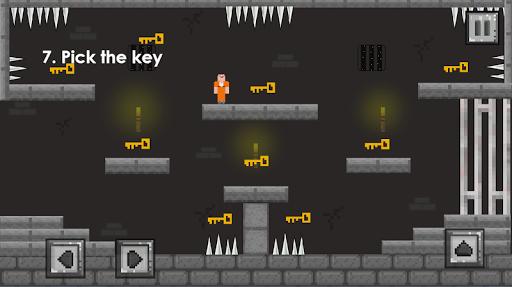 Escaping Noob vs Hacker: one level of Jailbreak apkpoly screenshots 2