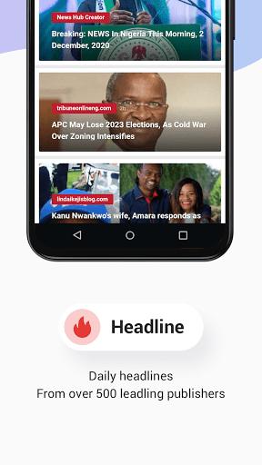 Opera News Lite - Less Data, More News  Screenshots 5