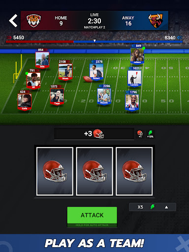 Football Battle u2013 Touchdown! apkdebit screenshots 9
