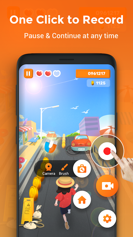 Screen Recorder & Video Recorder - XRecorder poster 0