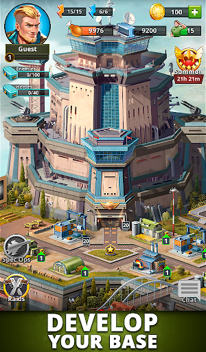 Puzzle Combat: Match-3 RPG Apkfinish screenshots 16