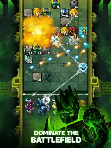Battle Bouncers: Legion of Breakers! Brawl RPG 1.17.0 screenshots 16