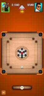 Carrom Board - Carrom Board Game & Disc Pool Game 3.2.1 Screenshots 1