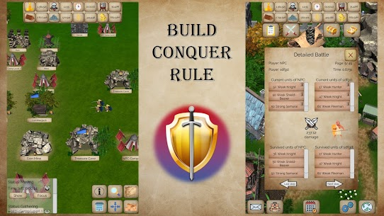 Battle of Kingdoms: Strategy Multiplayer War 5