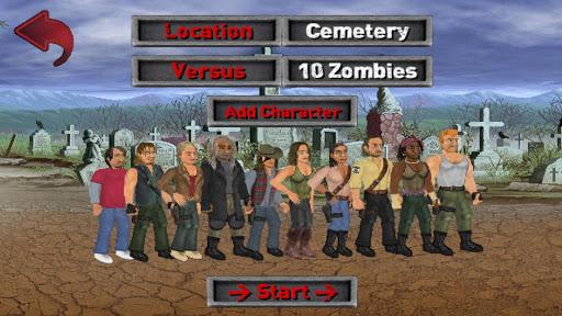 Extra Lives (Zombie Survival Sim) 1.142 screenshots 2