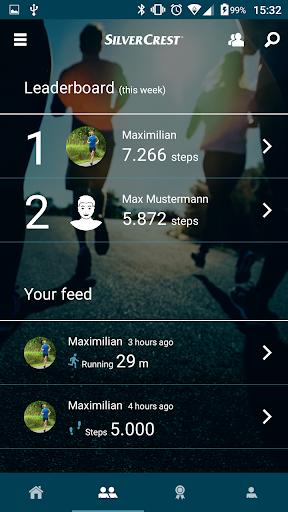 Silvercrest Fitness 1.1.8 Screenshots 6