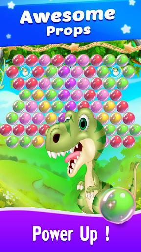 Dinosaur Bubble Shooter Primitive  screenshots 2