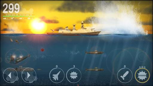 nuke submarine hunter screenshot 2
