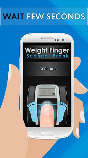 Weight Finger Scanner Prank 16.8.0 Screenshots 3