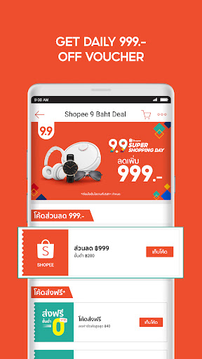 Shopee: 9.9 Super Shopping Day android2mod screenshots 7
