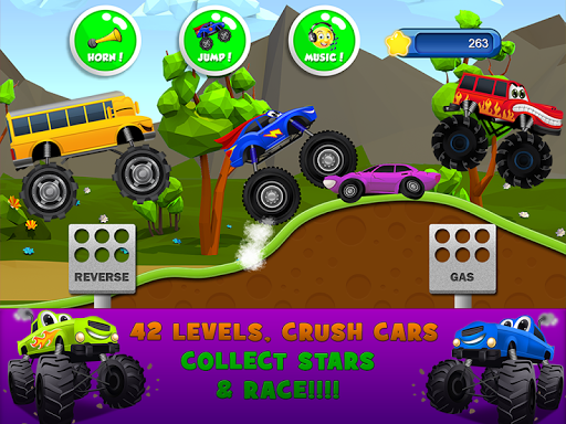 Monster Trucks Game for Kids 2 2.7.3 Screenshots 10