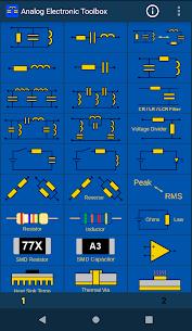 Electronic toolbox free 4.050 Mod APK [Premium] 1