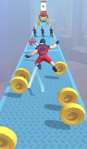Superhero Run - Epic Transform Race 3D  screenshots 2