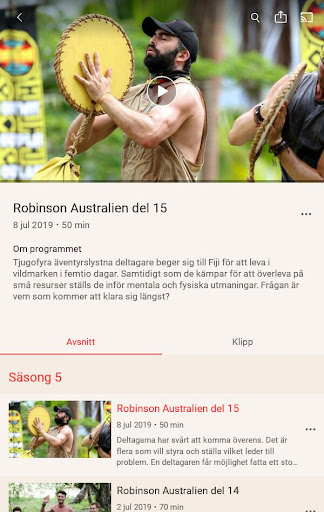 TV4 Play android2mod screenshots 7