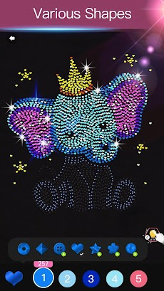 Diamond Coloring - Sequins Art & Paint by Numbersのおすすめ画像1