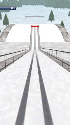Ski Jump 3D  screenshots 1