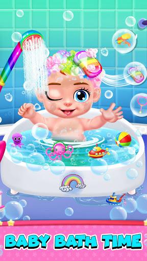 Télécharger Gratuit Jeux de maman enceinte et bébé - Jeux de filles APK MOD (Astuce) screenshots 2