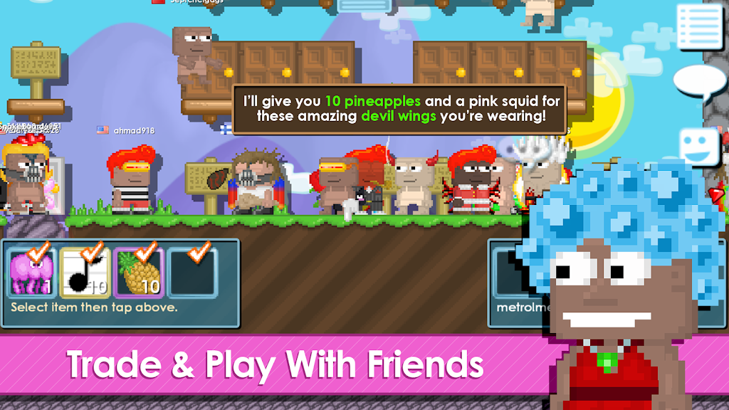 Growtopia poster 4