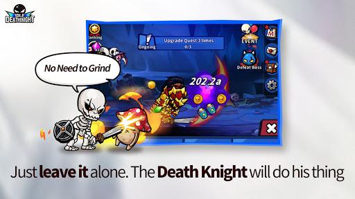 IDLE Death Knight - AFK RPG, idle games  screenshots 19