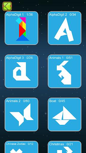 Tangram Puzzles 2.3 screenshots 1