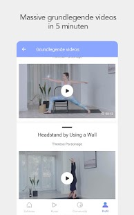 Tägliches Yoga - Daily Yoga Screenshot