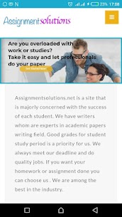 Assignment Solutions  Apps For Pc – Windows 10/8/7/mac -free Download 1